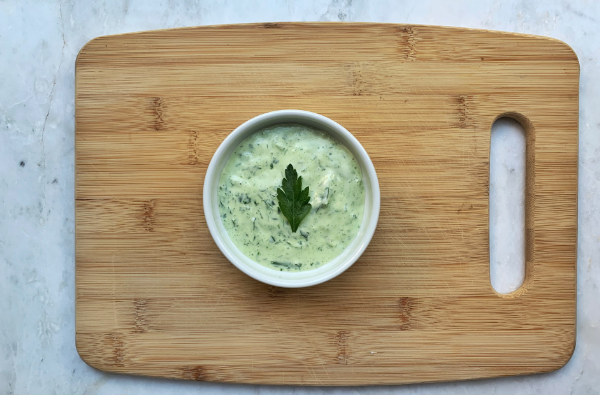 This Green Goddess Dressing Will Instantly Transform Any Salad
