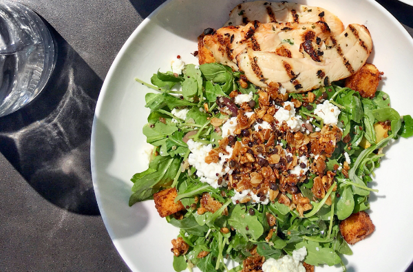 Three Delicious Salads to Make This Summer