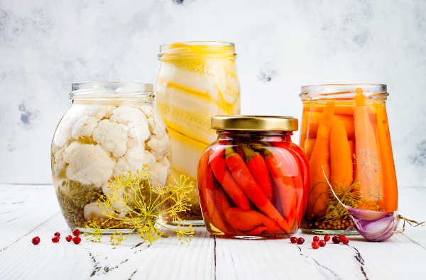 Transform Any Meal with These Quick Pickled Veggies