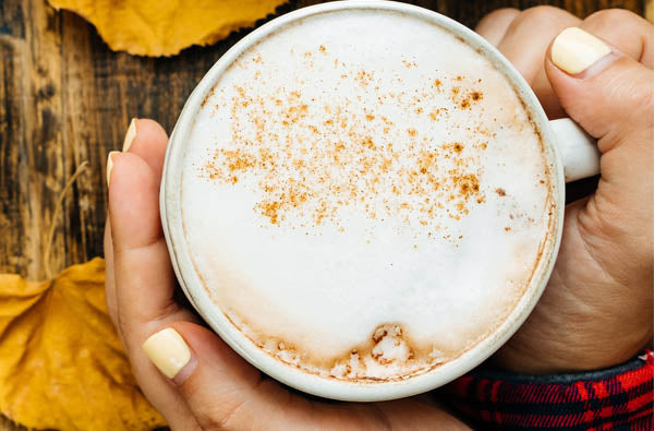 Adaptogenic Pumpkin Spice Drink