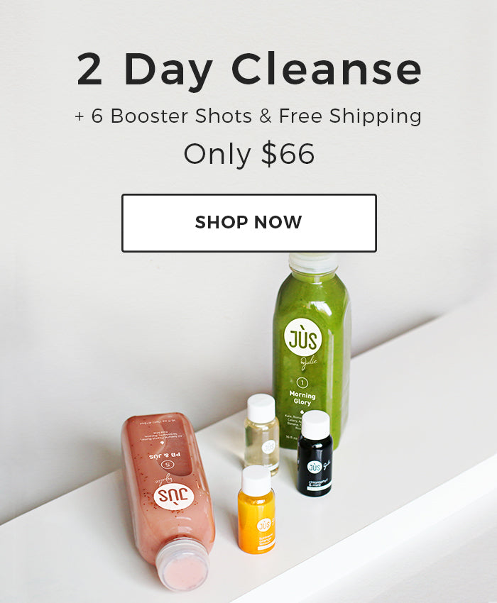 2 Day Cleanse $66