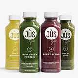 5 day juice until dinner JUS by Julie cleanse