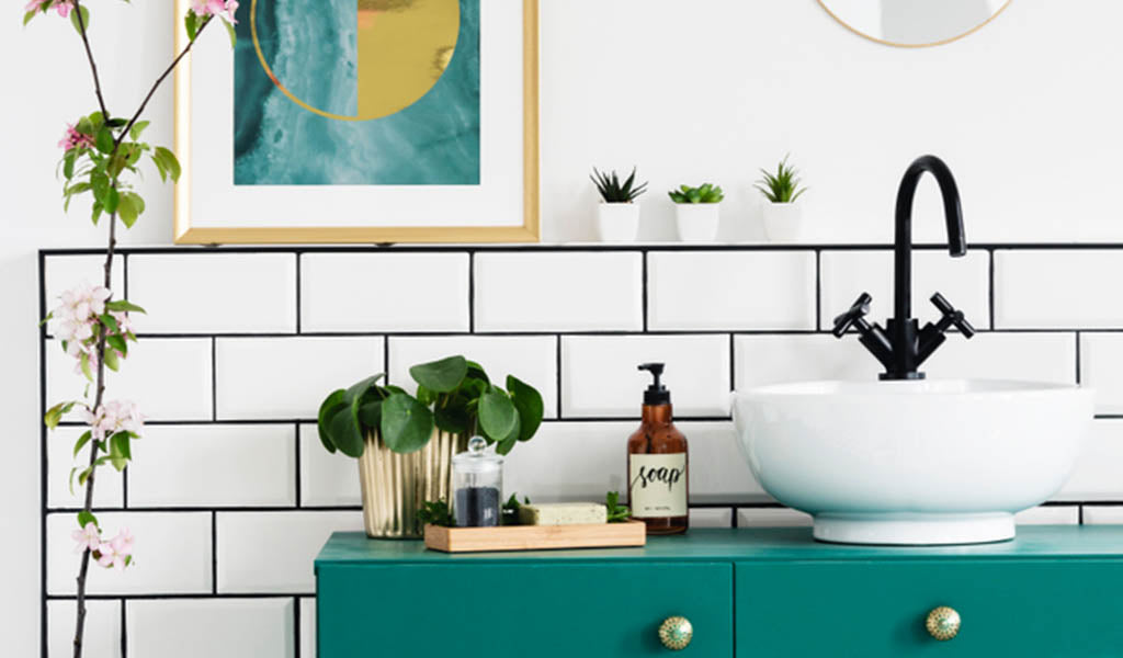how to make your bathroom feel like a spa decor updates affordable