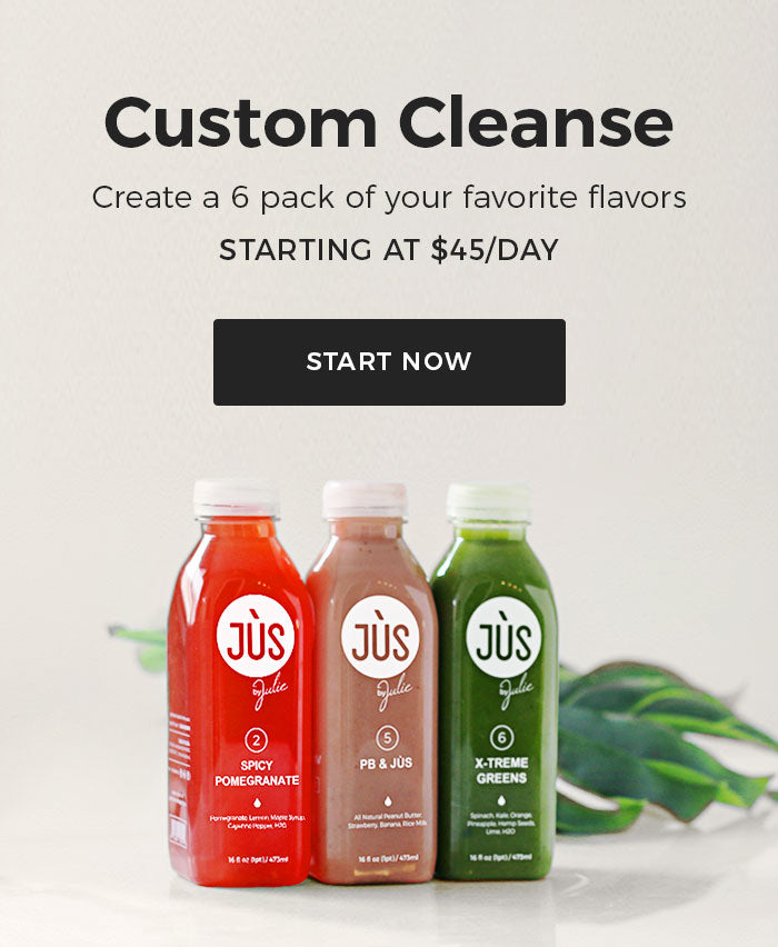 Custom Cleanse $45