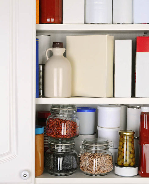 spring cleaning check list pantry