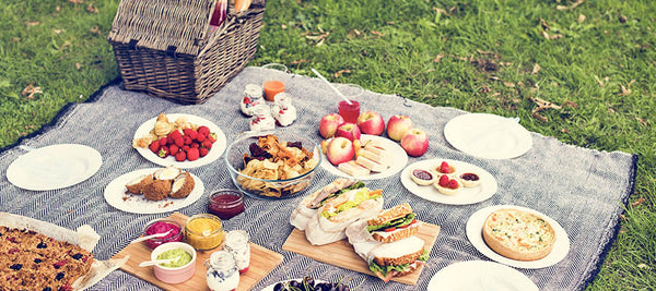 healthy picnic foods recipes ideas