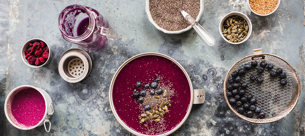 superfood breakfast recipes energizing