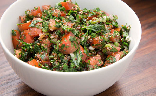 quinoa tabbouleh healthy picnic recipes foods