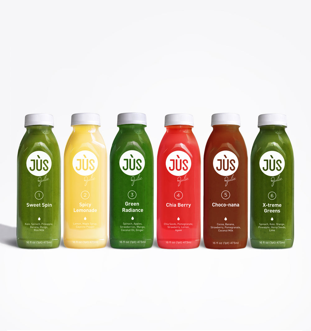 3 Day JUS Cleanse (Promo)