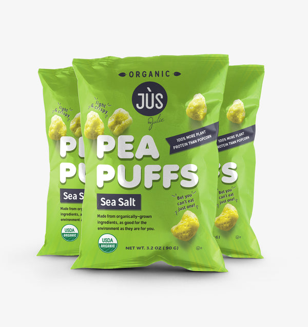 12Pk - Pea Puffs - Original