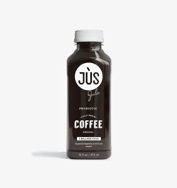 Probiotic Cold Brew Coffee