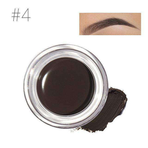 Professional Eye Brow Tint Makeup Tool Kit