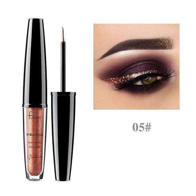 Pudaier Waterproof Super Glitter Eyeliner (LIMITED SUPPLY)