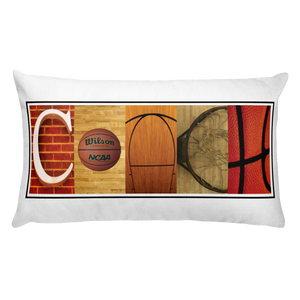 Basketball Coach Pillow