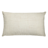 Date Pillow Sepia