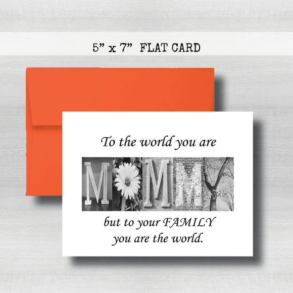 Mommy5- Day Card~ Cards ~ Flat Cards