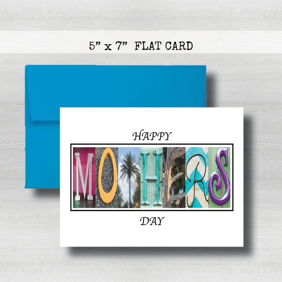Mother's Day Card~ Cards ~ Flat Cards