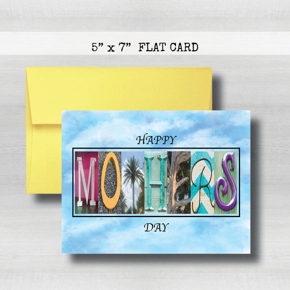 Happy Mother's Day Card~ Cards ~ Flat Cards
