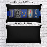 police pillow