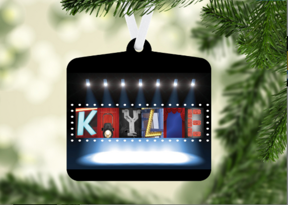 Drama Club Ornament