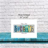 Sweet 16 Birthday Party Guest book