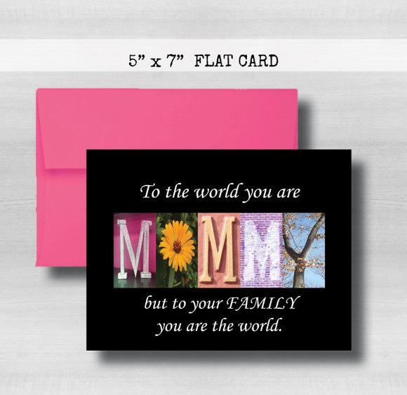Mommy's Day Card~ 5