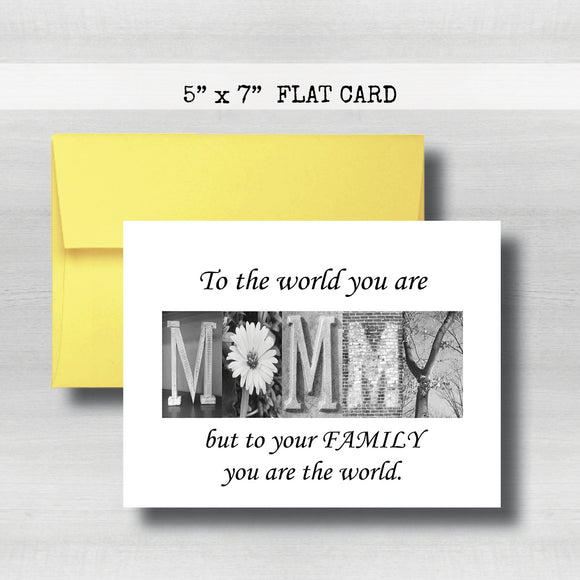 Mommy6- Day Card~ Cards ~ Flat Cards