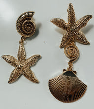 Oceano Earrings
