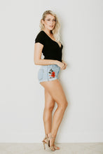 A Salty Rose Shorts