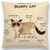 Funny Anatomy Animal Pillow Cover - Charminique