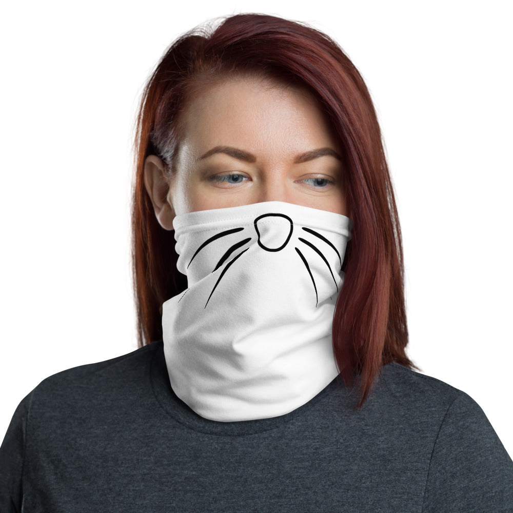 Cat Whiskers Full Cover Face Mask - Charminique