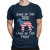 Home of the Dog All American Unisex Jersey T-Shirt - Charminique