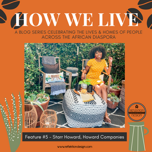 How We Live Home Tour: Starr Howard