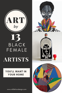 Art by 13 Black Female Artists You'll Want In Your Home