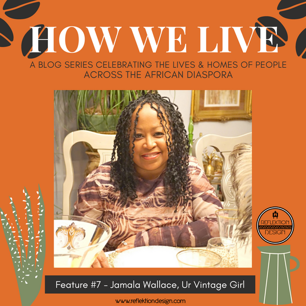 how we live blog home tour jamala wallace