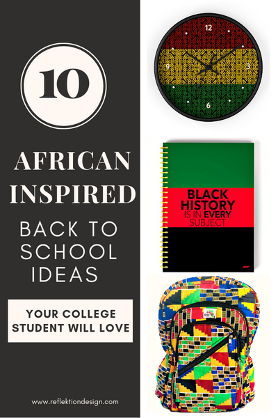 10 african inspired back to school gift ideas college students will love