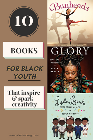10 books for black youth children that inspire creativity