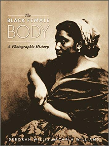 coffee table book history of black female body photography