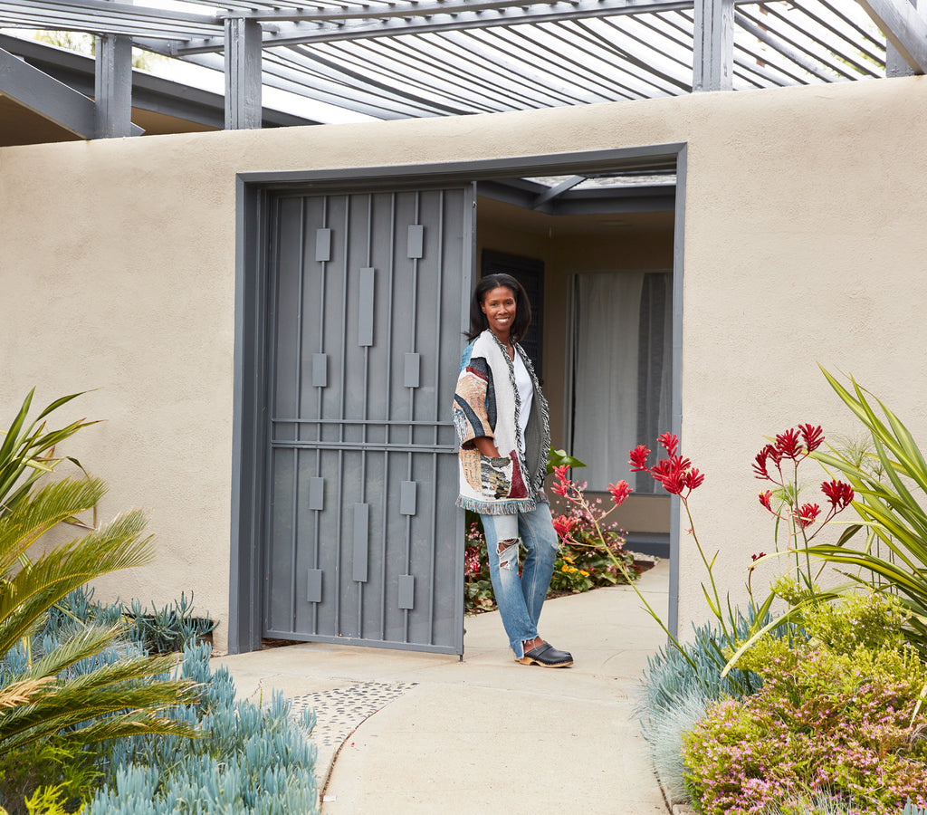 kera morgan black female home tour reflektion design