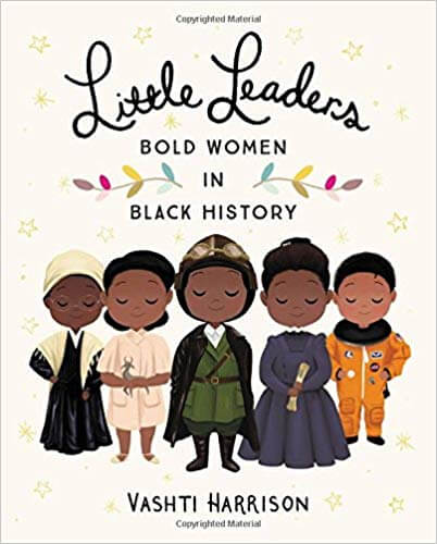 coffee table childrens book bold black women in story