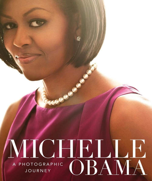 michelle obama photography coffee table book
