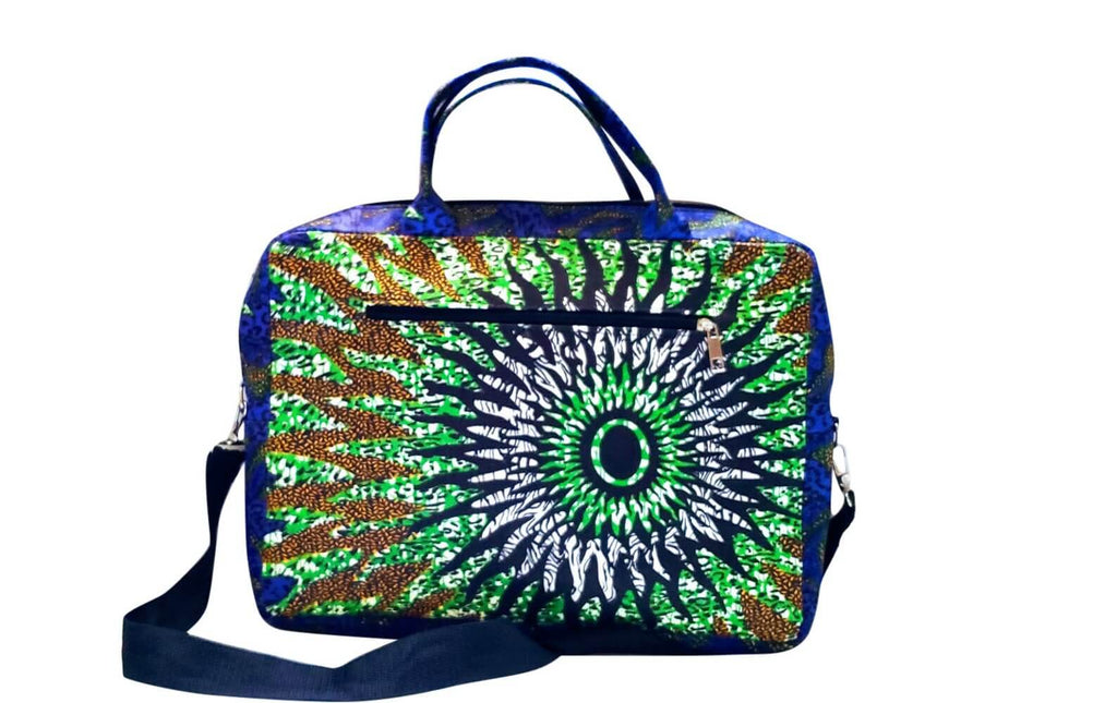 african print fabric laptop case bag grad gift ideas