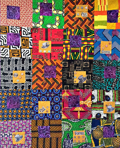 11 African Print Fabric Decor Ideas You'll Love – Reflektion Design