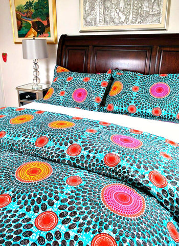 11 African Print Fabric Decor Ideas You Ll Love Reflektion Design