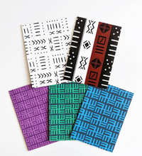 African Inspired Greeting Card Sets