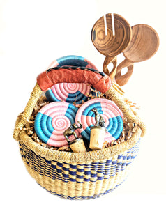 Hostess Gift Basket A