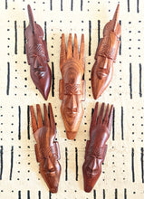 Faces African Masks Small