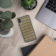 Brown Tribal iPhone Case