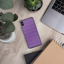 Purple Tribal iPhone Case