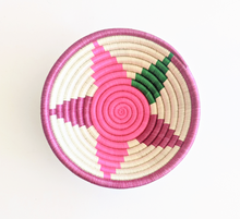 Colorful Woven African Baskets Small